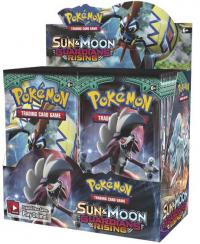 pokemon pokemon boxes and packs sm guardians rising booster box