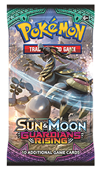 SM Guardians Rising Booster Pack