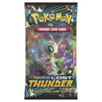 pokemon pokemon boxes and packs sm lost thunder booster pack
