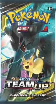 pokemon pokemon boxes and packs sm team up booster pack