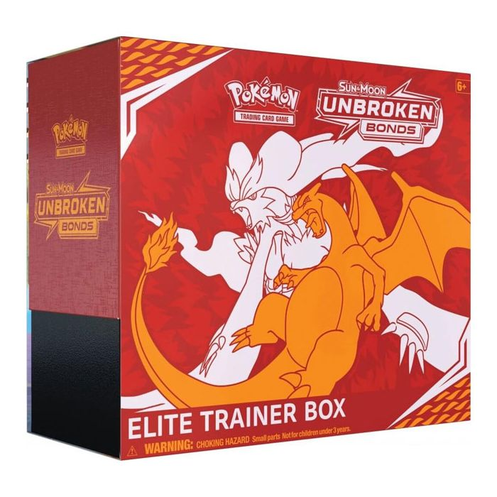 SM Unbroken Bonds Elite Trainer Box (PRESALE 5/3)