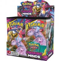 pokemon pokemon boxes and packs sm unified minds booster box