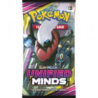 pokemon pokemon boxes and packs sm unified minds booster pack