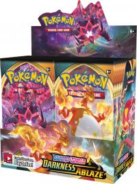 pokemon pokemon boxes and packs ss darkness ablaze booster box