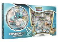 pokemon pokemon boxes and packs vaporeon gx special collection box