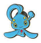 pokemon pokemon pins coins accesories manaphy pin