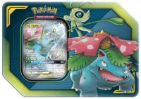 pokemon pokemon tins 2019 tag team celebi venusaur collector s tin