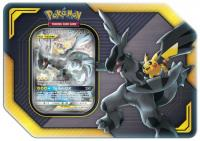 pokemon pokemon tins 2019 tag team pikachu zekrom collector s tin