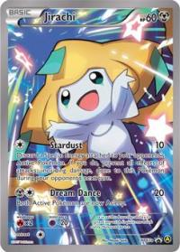 pokemon premium trainer s xy collection jirachi xy67a