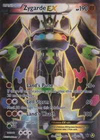 pokemon premium trainer s xy collection zygarde 54a 124