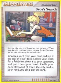 pokemon secret wonders bebe s search 119 132