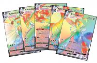 pokemon sell us bulk random pokemon gx rainbow rare
