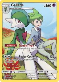 pokemon sm cosmic eclipse gallade 244 236
