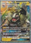 pokemon sm crimson invasion alolan golem gx 34 111