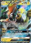 pokemon sm guardians rising tapu koko gx 47 145