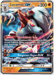 pokemon sm guardians rising lycanroc gx 74 145