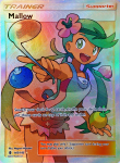 pokemon sm guardians rising mallow full art 145 145