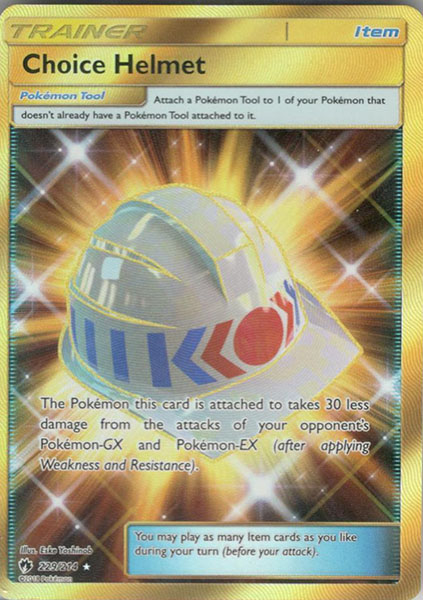Choice Helmet 229-214 - SECRET RARE