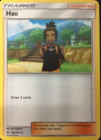 pokemon sm sun moon base set hau 120 149