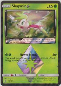 pokemon sm team up shaymin 10 181 prism