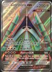 pokemon sm ultra prism celesteela gx 144 156 full art