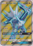 pokemon sm ultra prism dialga gx 146 156 full art