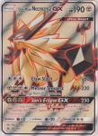 pokemon sm ultra prism dusk mane necrozma gx 145 156 full art