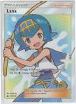 pokemon sm ultra prism lana 150 156 full art