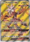 pokemon sm ultra prism xurkitree gx 142 156 full art