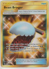 pokemon sm unbroken bonds beast bringer 229 214 secret rare
