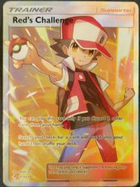 pokemon sm unbroken bonds red s challenge 213 214 full art