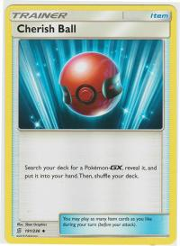 pokemon sm unified minds cherish ball 191 236