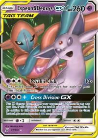 pokemon sm unified minds espeon deoxys gx 72 236