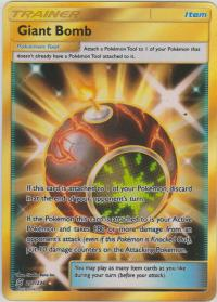 pokemon sm unified minds giant bomb 251 236 secret rare