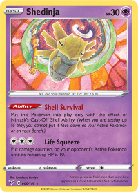 pokemon ss vivid voltage shedinja 066 185