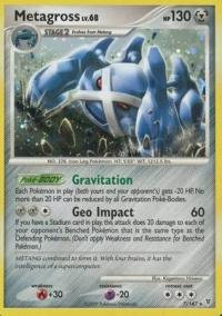 pokemon supreme victors metagross 7 147