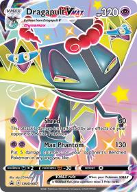 pokemon sword shield promos dragapult vmax swsh097
