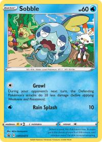 pokemon sword shield promos sobble swsh073
