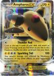pokemon xy ancient origins ampharos ex 27 98