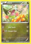 pokemon xy break through axew 108 162