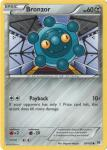pokemon xy break through bronzor 95 162