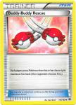 pokemon xy break through buddy buddy rescue 135 162