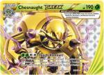 pokemon xy break through chesnaught break 12 162