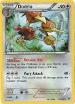 pokemon xy break through dodrio 117 162