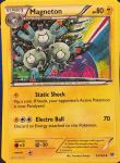 pokemon xy break through magneton 53 162