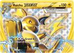pokemon xy break through raichu break 50 162