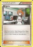 pokemon xy break through brigette 134 162