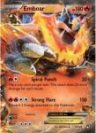 pokemon xy breakpoint emboar ex 14 122