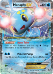 pokemon xy breakpoint manaphy ex 32 122