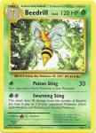 pokemon xy evolutions beedrill 7 108